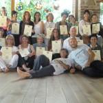 Consegna diplomi residenziale estivo 2013